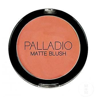 Palladio Matte Blush 04 Toasted Apricot