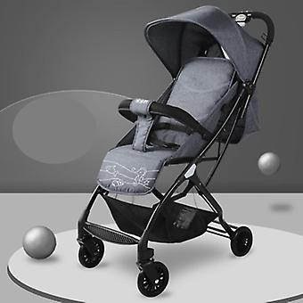 Foldable, Seatable, Easy Pocket Baby Stroller For Umbrella