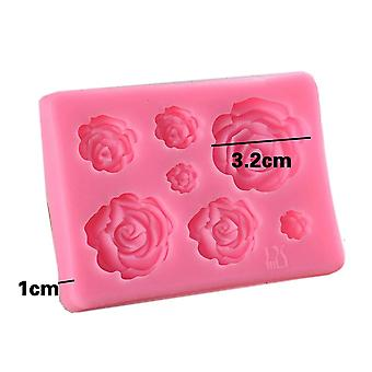 Diamond Love Silicone Cake Mould