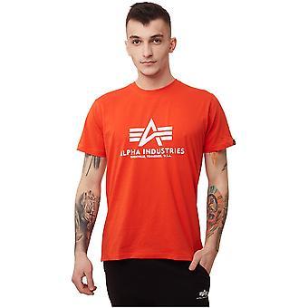 Alpha Industries Basic 100501577 universal miesten t-paita