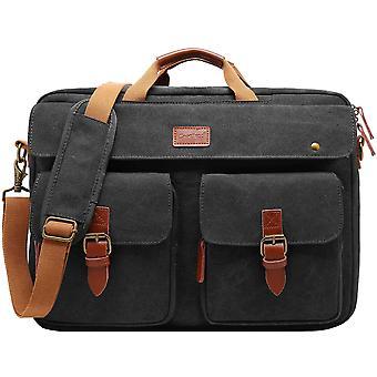 HanFei Messenger Bag Herren Umhngetasche Business Aktentasche uHanFeiandelbar Laptop Tasche Bag