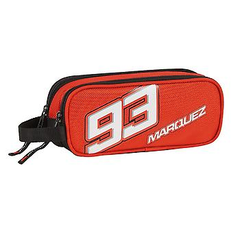 Holdall Marc Marquez Black Red