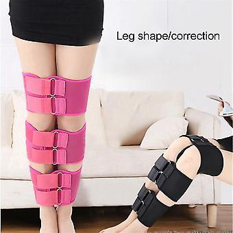 Beam benen band effectieve o /x type been gebogen benen knie rechttrekken correctie shaper riem band houding corrector