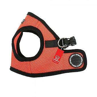 Puppia Soft harness Vest B Orange (Dogs , Collars, Leads and Harnesses , Harnesses)