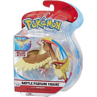 Pokemon Battle Feature 4,5 inch figuur Pidgeot