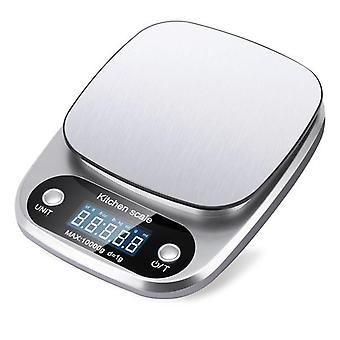5kgx/0.1g Digital Kitchen Scales Multi-Function