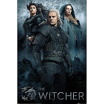 The Witcher Fate Poster