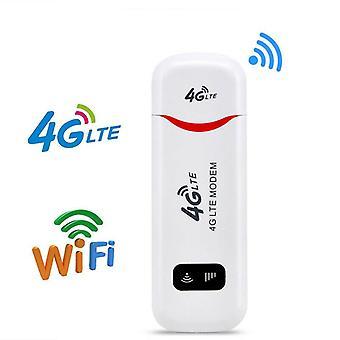 4G WiFi Router 100Mbps LTE Modem Wireless Hotspot Smartphone iPad PC Laptop Modem-Router Combos