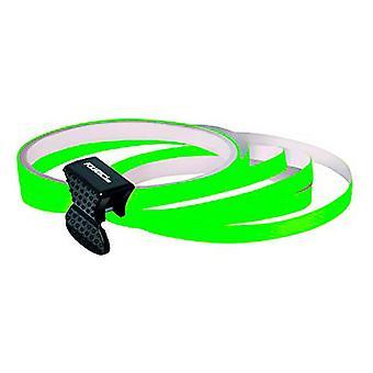Däcklim Foliatec Grön Neon (4 x 2,15 m)
