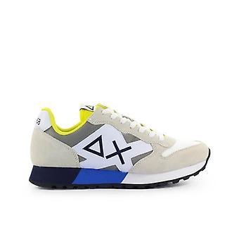 Sun68 Jaki Bicolor White Sneaker