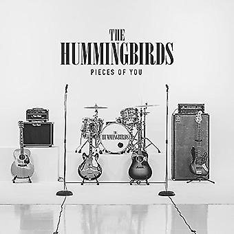 Kolibrier - Delar av dig [CD] USA import