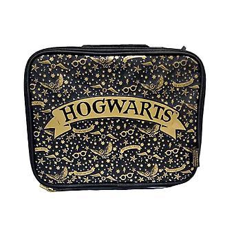 Harry Potter Hogwarts schwarze Lunchtasche