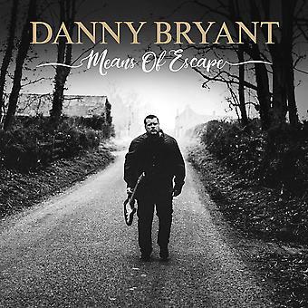 Danny Bryant - Mittel der Flucht Vinyl