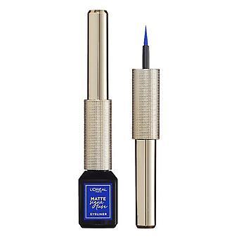 Eyeliner Matte Signature L'Oréal Make Up 02-Bleu
