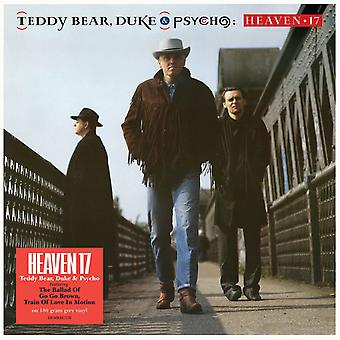 Heaven 17 - Nallebjörn, Hertig & Psyko (Grå Vinyl)