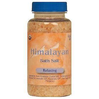 Aloha Bay Organic Bath Salt, Relaxing 6 Oz