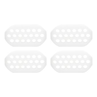 4 Pcs Practical Jaw Exerciser Jaw Muscle Exerciser Facial Muscle Training Tool (en)