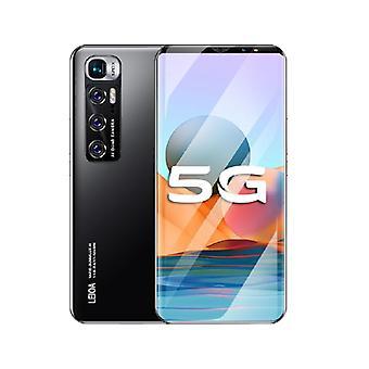 2022 Huomautus 10 pro 8gb + 256gb älypuhelimet Android matkapuhelimet 6.1inch matkapuhelimet 4800Mah puhelimet kaksinkertainen SIM-kortti koko näytön