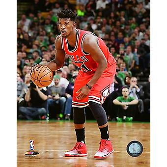 Jimmy Butler 2016-17 Action Photo Print