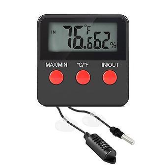 Digitaalinen kosteusmittari Lcd-lämpömittari Kosteusmittari Lämpötila Kosteusmittarin testaaja