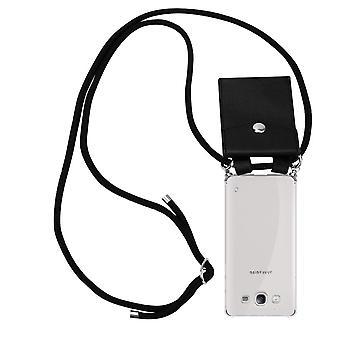 Case Phone Chain för Samsung Galaxy S3 / S3 NEO Flexibel TPU Silikon telefonväska - Omslag - ultra slim