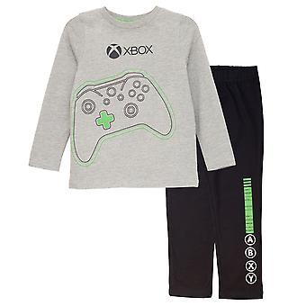 Oficiální dětské Xbox Controller Dlouhé pyžama Set Boys Girls PJs