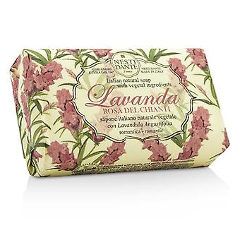 Nesti Dante Lavanda naturlig tvål - Rosa Del Chianti - romantiska 150g/5,29 oz
