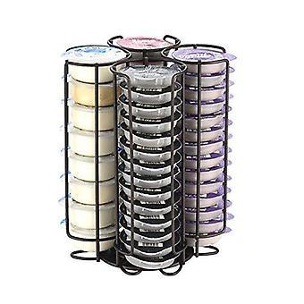 Tassimo Pod Holder - 52 Pod Holder - Rotating Wire Rack
