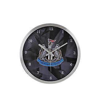 Newcastle United FC Reloj de pared de metal