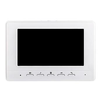 スクリーンモニタービデオドア電話インターホンシステム