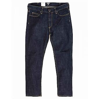 Carhartt WIP Marlow Pant - blauwe Rinsed (edgewood Denim)