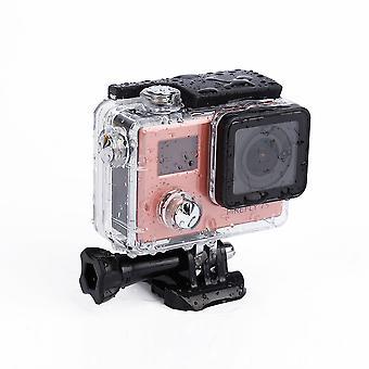هوكاي اليراعة 7s 4k للماء 20m Hd العمل الرياضة Dv كاميرا روز الذهبي
