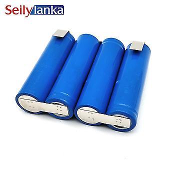 Batterie 2000mah 14.4v Li-ion 18650 Pour Zone de travail Wzas 14,4/1 Li 45.113.26