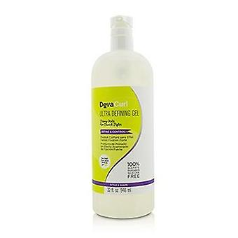 Devacurl Ultra Defining Gel (fuerte Hold No-crunch Styler - Definir & Control) - 946ml/32oz