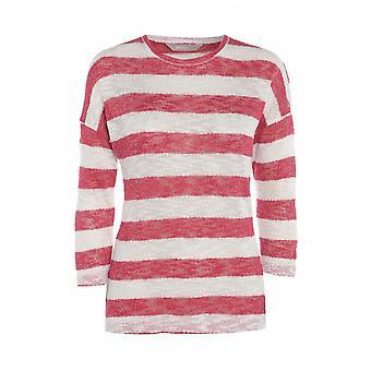 Ex-A-Wear Stripe Longsleeve Top