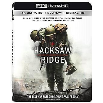 Hacksaw Ridge [Blu-ray] USA import