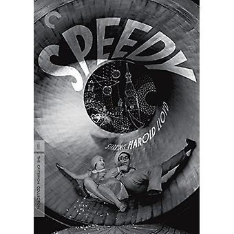 Speedy importation USA [DVD]