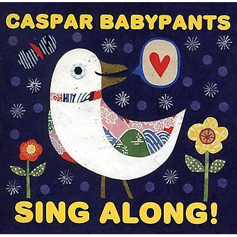 カス Babypants - に沿って歌う!【 CD 】 アメリカ輸入