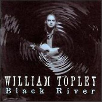 William Topley - Black River [CD] USA import