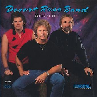 Desert Rose Band - Pages of Life [CD] USA import