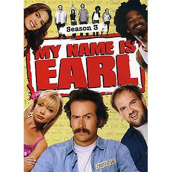 My Name Is Earl - mijn naam Is graaf: Seizoen 3 [DVD] USA import