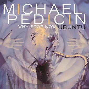 Michael Pedicin - import USA pourquoi arrêter maintenant [CD]