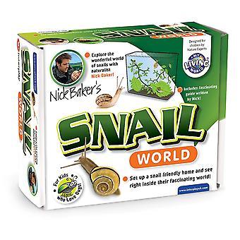 Mój świat gry ślimak świata