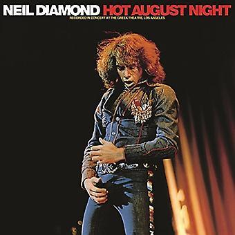 Neil Diamond - Hot August Night [Vinyl] USA import