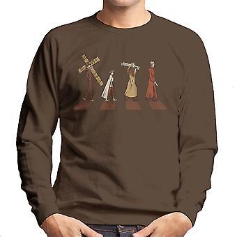 Stampede Road Trigun mannen Sweatshirt