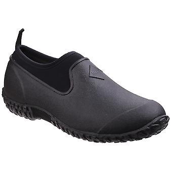 Muck botas mujer Muckster II bajo todo propósito zapato ligero negro