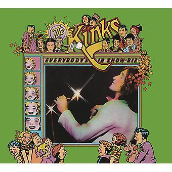 Kinks - Everybody's in Showbiz [CD] USA import
