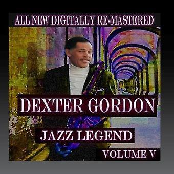 Importation de Dexter Gordon - Dexter Gordon - USA Volume 5 [CD]