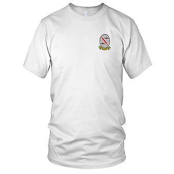US Navy VP-MAU Moffett Rolling Thunder kirjailtu Patch - Miesten T-paita