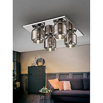 Schuller Vias Ceiling Lamp 4L.